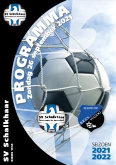Cover_Programmaboekje_SVSchalkhaar-Vogido